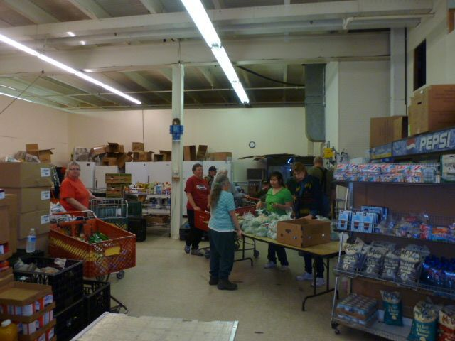 Chehalis Food Bank Greater