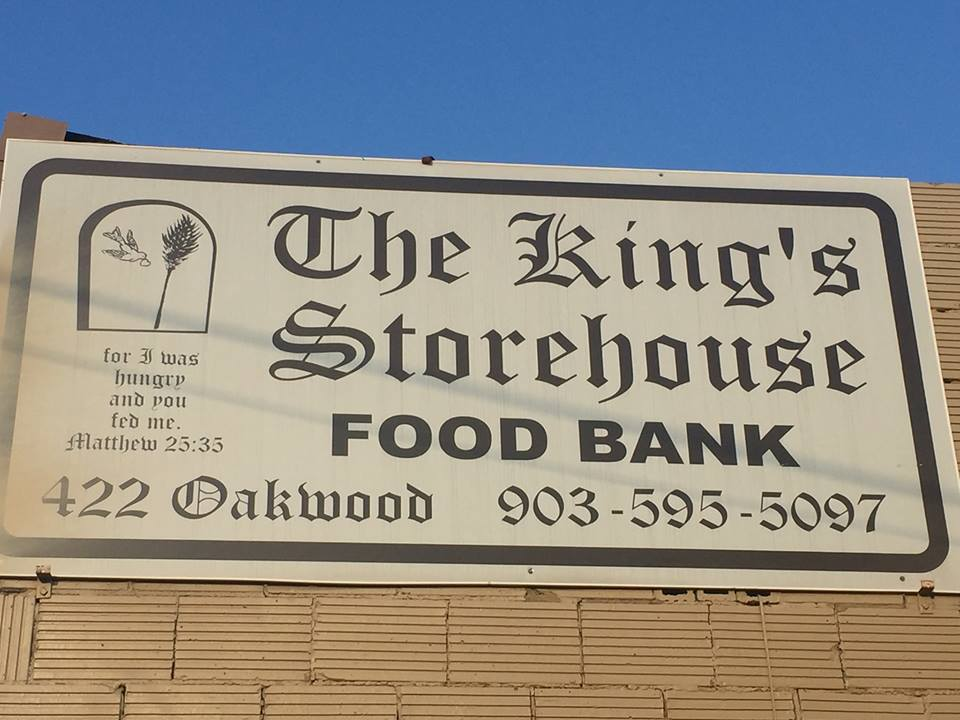 King's StoreHouse Food Bank