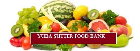 Yuba Sutter Gleaners Food Bank
