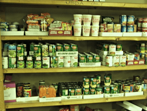 Saint Patrick's Catholic Church Food Bank