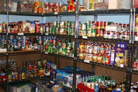 Establishing a new food pantry
