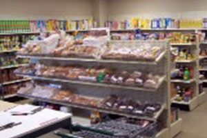 The Loaves & Fishes Food Pantry at St. Blaise Church