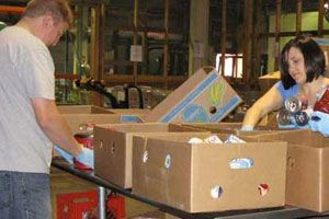 Second Harvest Food Bank - Mount Gilead